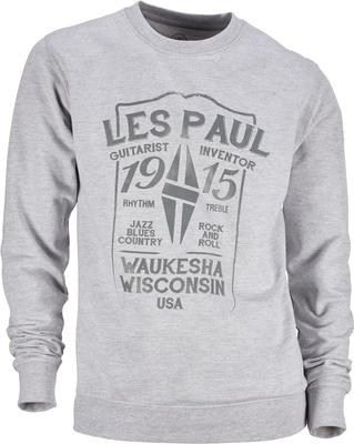 Les Paul Merchandise Sweat Shirt Les Paul 1915 S