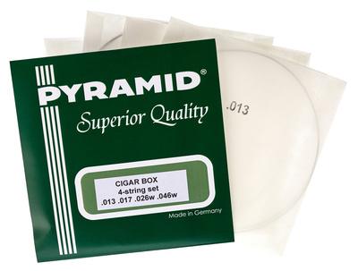 Pyramid Cigar Box 4