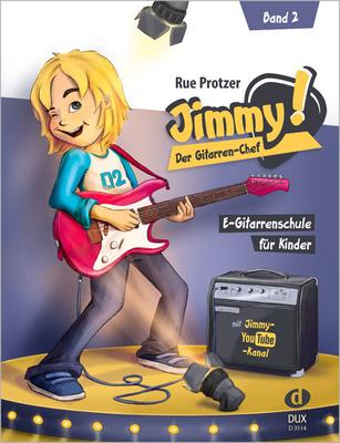 Edition Dux Jimmy! Der Gitarren-Chef 2