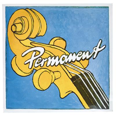 Permanent A Bass 4/4-3/4