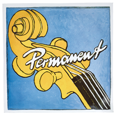 Permanent E Bass 4/4-3/4
