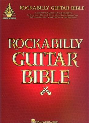 Hal Leonard Rockabilly Guitar Bible