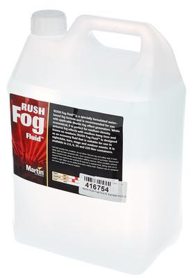 Martin Rush & Thrill Fog Fluid 5l