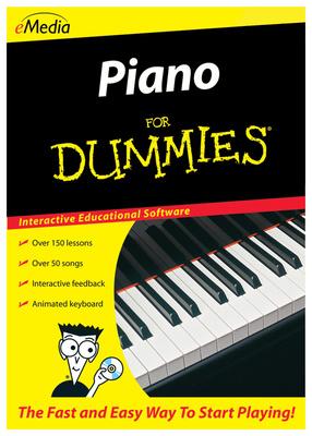 Emedia Piano For Dummies - Mac