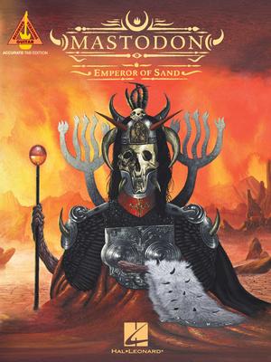 Hal Leonard Mastodon Emperor Of Sand