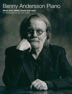 Wise Publications Benny Andersson Piano
