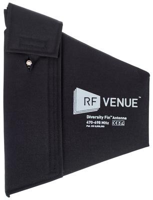RF Venue Diversity Fin