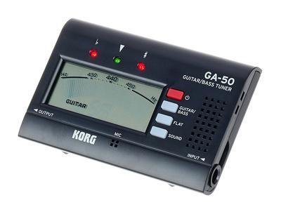 Korg GA-50 Guitar/Bass Tuner
