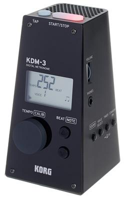 Korg KDM-3 Digital Metronome Black