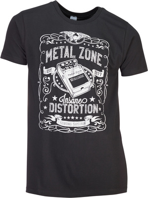 Boss T-Shirt Metal Zone XL