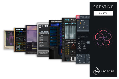 iZotope Creative Suite UG Creative Bdl