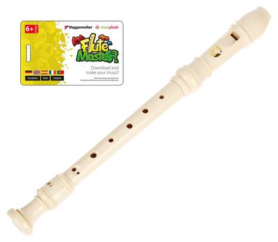 Flute Master plastic (barock)