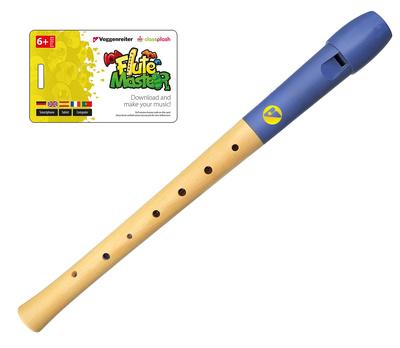 Flute Master wood/plastic ger.