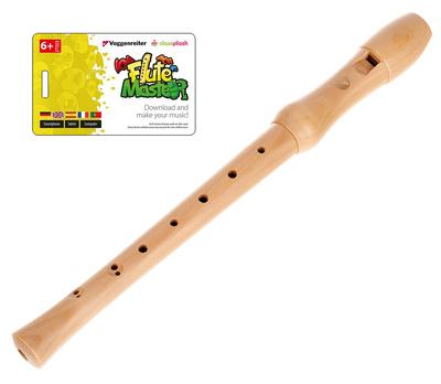 Flute Master wood (barock)