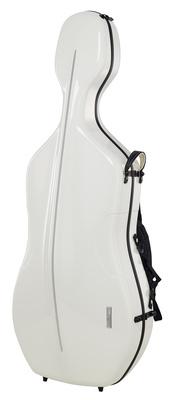 Gewa Air Cello Case WH/BK Fiedler