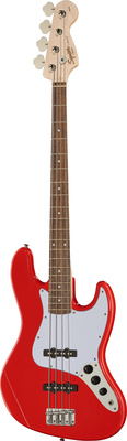 Fender Squier Affinity Jazz IL Red