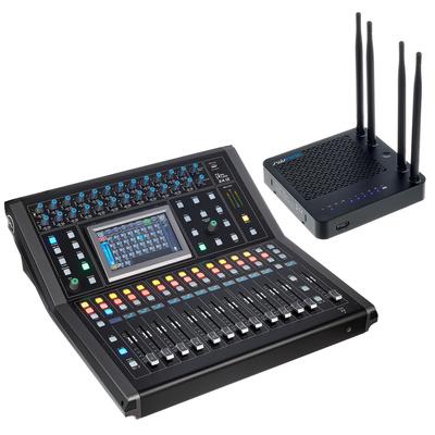 the t.mix 24.12 Router Bundle