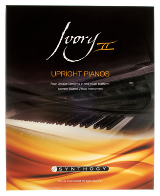 Synthogy Ivory II Upright Pianos