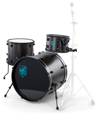 SJC Drums Pathfinder 3-piece shell set