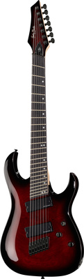 Harley Benton MultiScale-7 TPB 2020 DLX