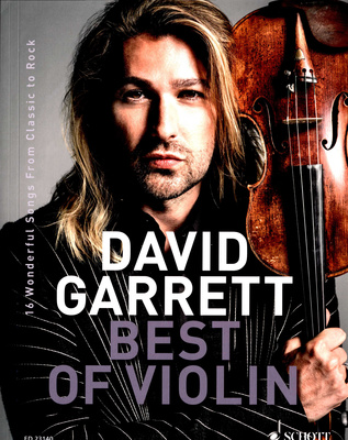 Schott David Garrett Best Of Violin