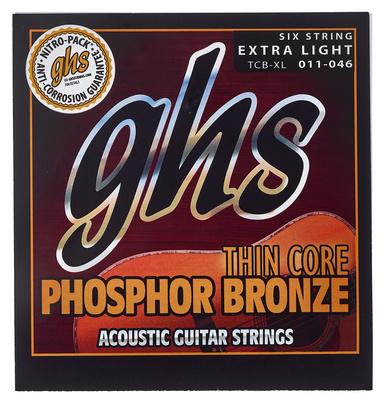 GHS TCB-XL Phosphor Bronze EL