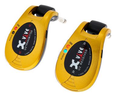 XVive Wireless System U2 Gold