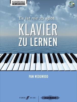 Edition Peters Es ist nie zu spät Klavier