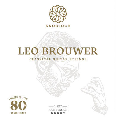 Knobloch Strings Leo Brouwer Ltd. Edition High
