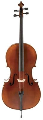 Gewa Ideale VC2 Cello Set 1/2