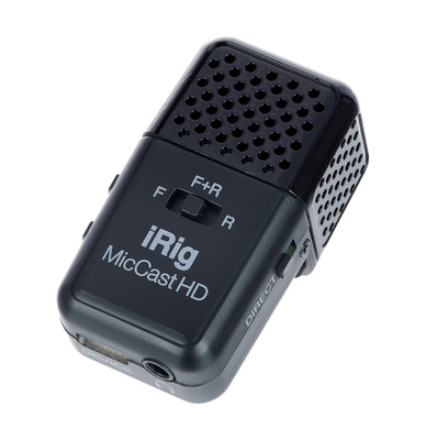 Vente IK Multimedia iRig Mic Cast HD