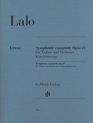 Henle Verlag Lalo Symphonie espagnole