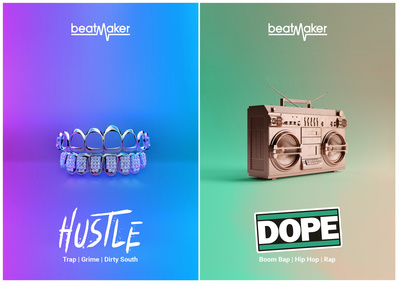 ujam Beatmaker 2 HipHop-Bundle
