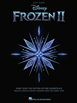 Hal Leonard Frozen II Easy Piano