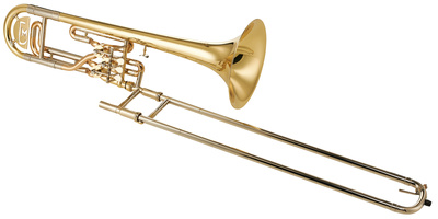 Schagerl Bb/F- Trombone Superbone