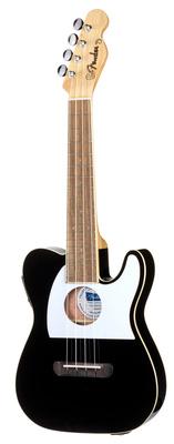 Fender Fullerton Tele Uku Black