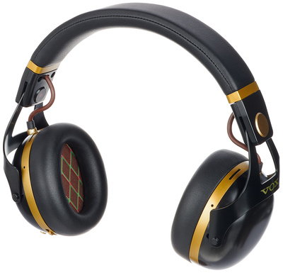 Vox VH-Q1 Headphones Black/Gold