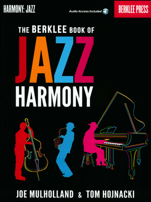 Berklee Press The Berklee Book Jazz Harmony