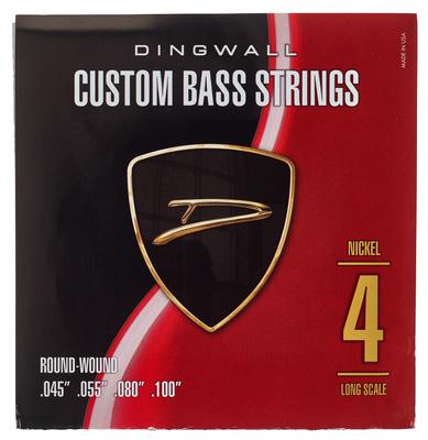 Dingwall 4-Str. Bass 045-100 Set RW NP