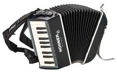 Hohner XS Accordion Piano grey