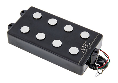 MEC MM-Style MC-4 Brushed BK Ch