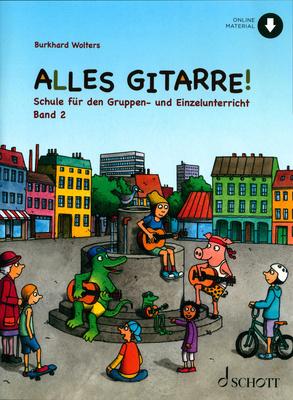 Schott Alles Gitarre! 2