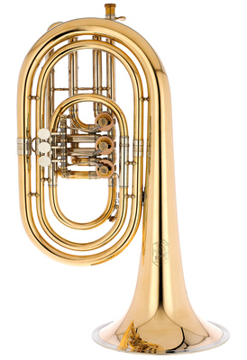 Krinner Bb-Bass Trumpet GM
