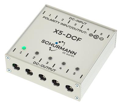 Schuermann X5-DCF Current filter