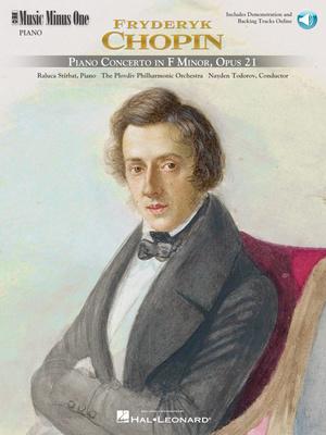 Music Minus One Chopin Piano Concerto F minor