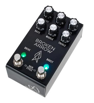 Jackson Audio Broken Arrow V2 - MIDI BK