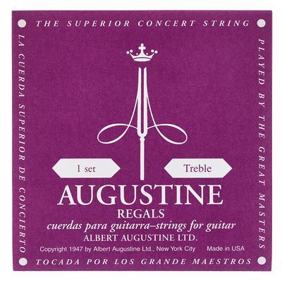 Augustine Regal Treble Set