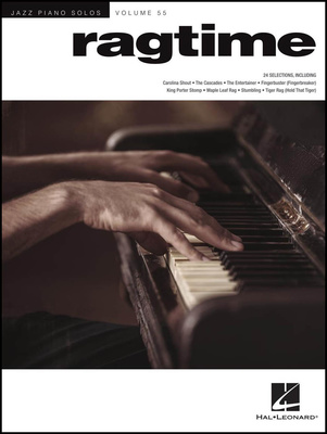 Hal Leonard Jazz Piano Solos Ragtime
