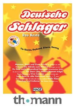 Hage Musikverlag Deutsche Schlager M Cd Thomann Uk