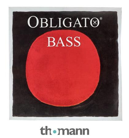 Pirastro OBLIGATO BASS KONTRABASS Saiten Strings